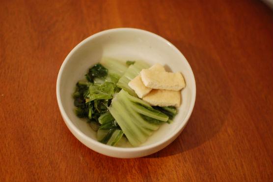 白菜の煮浸し レシピ