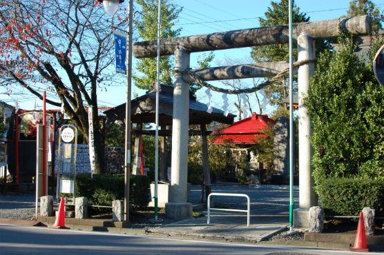 益子 神社