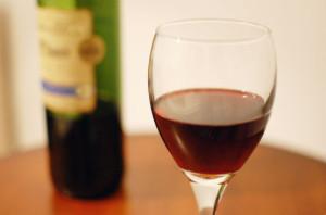 赤ワインで家飲み