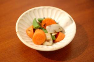 焼き野菜の温サラダ