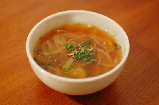 玉ねぎのスープ
