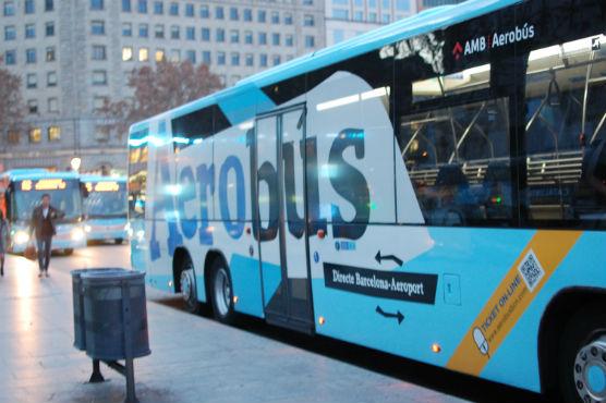 バルセロナAeroバス