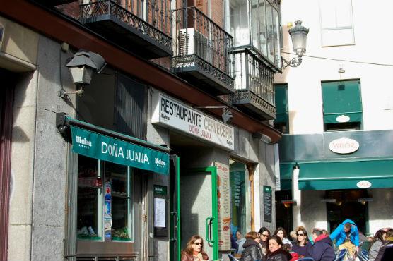 Cerveceria Restaurante Doña Juana SLL