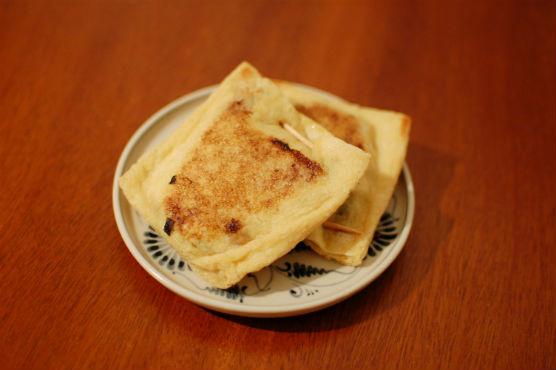 納豆袋焼き