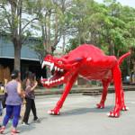 台湾一周一人旅 駁二芸術特区に旗津フェリー、高雄を遊ぶ。