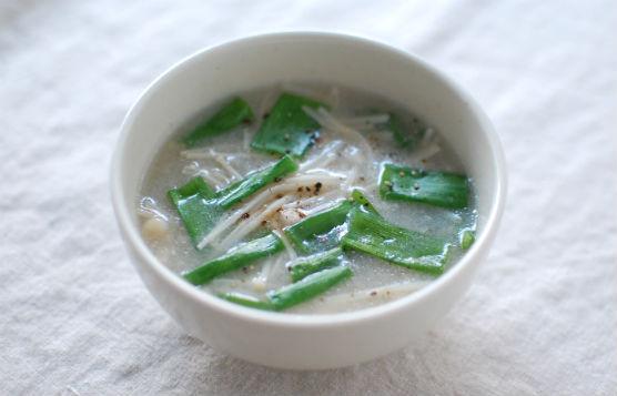 えのきスープ