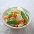 ゆで野菜と卵のサラダ