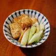 煎り焼き豆腐