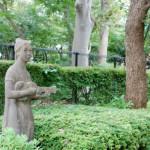 いらか道を砧公園、世田谷美術館へ。 東京散歩・世田谷区