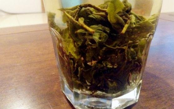 台湾土産のお茶