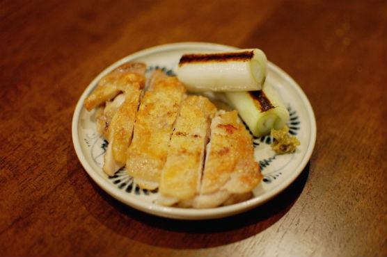 鶏肉もも肉のパリパリ焼き