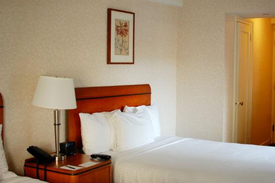 NY ホテルエジソン ツインルーム