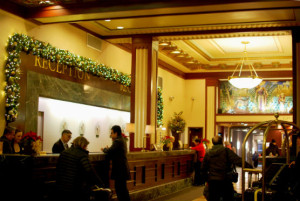NY ホテルエジソン