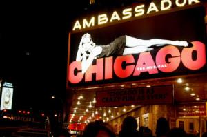 アンバサダーシアター シカゴ