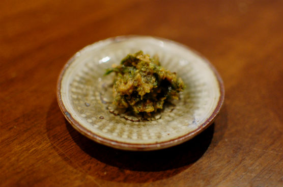 蕗味噌レシピ
