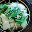 モツ鍋(もどき)