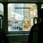 香港年末一人旅 香港島をトラムで歩く。