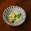 三つ葉と昆布の卵焼き