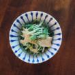 水菜のレシピと献立