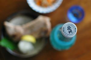 榮川純米吟醸生貯蔵酒