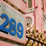 ベトナム一人旅、タンディン教会とバインセオ。