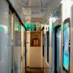 ホーチミンからニャチャンへ、寝台列車の乗り心地。
