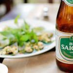 ベトナム一人旅の食事 ニャチャンで貝やネムヌォンを満喫。