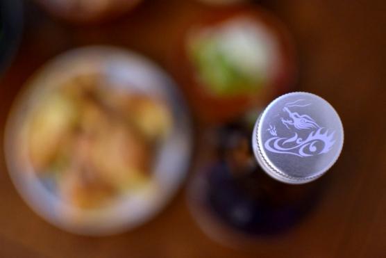 福井の酒白龍純米吟醸