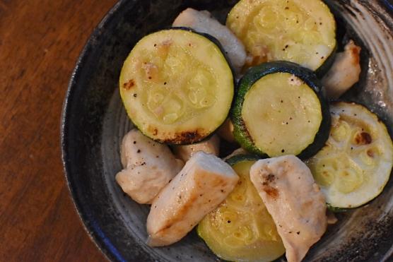 ズッキーニのレシピ